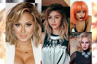 Przegląd fryzjerskich trendów: TOP 25 cięć średniej długości!