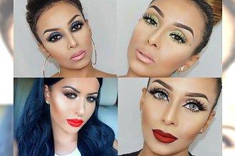 Galeria makijażu 2016 - pokochaj te świeżutkie trendy make-up!