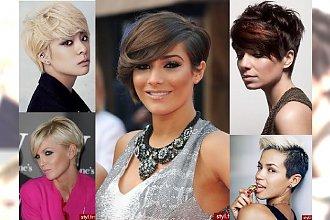 Krótkie fryzurki, jak z najlepszych salonów - TRENDY 2016