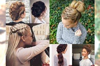 Uczesania z długich włosów - HOT trendy na każdy dzień