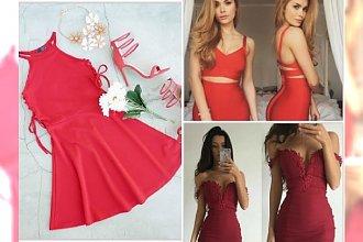 Ponad 20 czerwonych sukienek na Walentynki 2016 - Poznaj najgorętsze trendy!