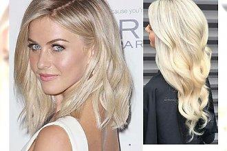 Jasny blond - bądź jak Christina Aguilera i Rita Ora!