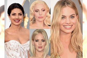 Oscary 2016: Fryzury i makijaże z oscarowej gali. Jakie trendy królowały na czerwonym dywanie?