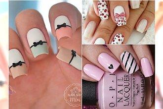 Manicure na wiosnę - słodki jak nigdy dotąd! 20 wzorów, którym się nie oprzesz