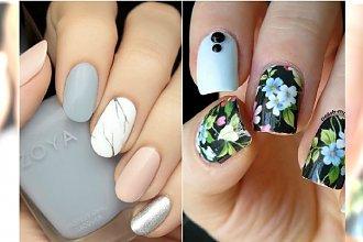 Manicure na wiosnę - 20 najpiękniejszych wzorków na paznokcie