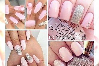 Baby pink nails - uroczy, pudrowy róż na Waszych paznokciach!