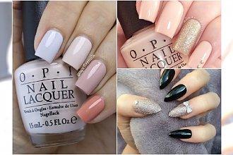 Prosty manicure w kilku kolorach - bez wzorków, bez kombinacji, ale z pomysłem!