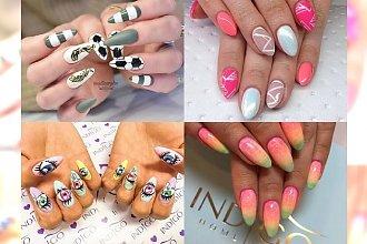 Śliczne wzorki manicure - przegląd trendów 2016!
