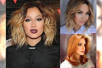 Pokochaj półdługie cięcia włosów! MEGA STYLOWA GALERIA, która hipnotyzuje!