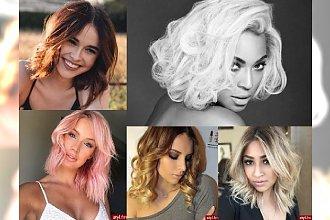 TOP 20 dziewczęcych fryzjerskich perełek dla średniej długości włosa! HOT!