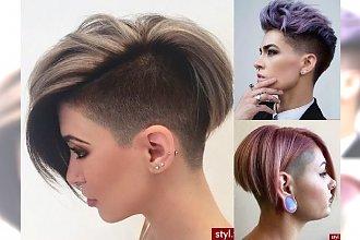 Galeria krótkich fryzur 2016 - te cięcia skradną Twoje serce!