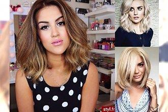 Półdługie cięcia - dziewczęce fryzurki, które odświeżą Twój look!