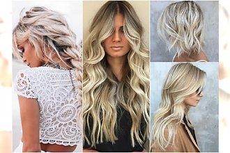 Modne blondy na lato 2016: baby blonde, crystal ash, maślany, truskawkowy. Te odcienie są hitem!