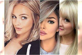 Średnie fryzury 2016: cieniowane, bob, z grzywką. Dziewczyny pokazują swoje cięcia!