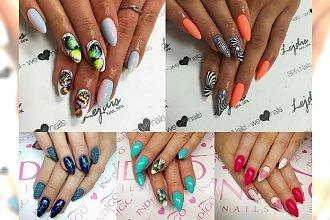 Mega dziewczęce wzorki manicure z Waszych galerii - TOP 20-stka!