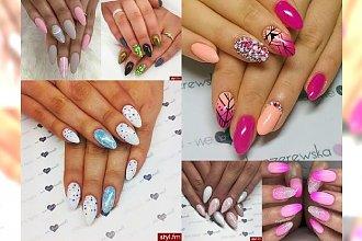 Wzorki manicure z Waszych galerii - zakochaj się w nowych trendach!