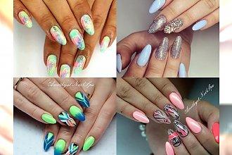 21 świetnych wzorków manicure - nowinki, które Cię oczarują!