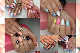 Letni manicure, który zrobi furorę! MEGA DZIEWCZĘCE INSPIRACJE