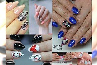 TOP 25 genialnych wzorków manicure - GALERIA dla perfekcjonistek!