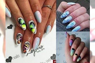 Wiosenny manicure, który skradnie Twoje serce! TOP 20!