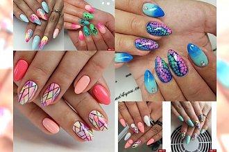 TOP 30 wyjątkowych inspiracji manicure dla STYLowych dziewczyn! SO HOT!
