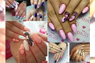 Nowe inspiracje ze świata manicure! [GALERIA]