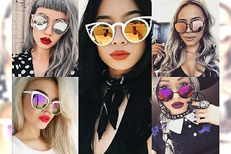 MEGA galeria: Przegląd najmodniejszych okularów przeciwsłonecznych na lato 2016