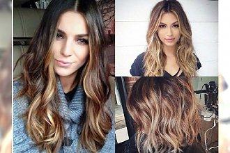 Najpiękniejsze fryzury Flamboyage na 2016!  Zafunduj sobie olśniewający wygląd na ten sezon!