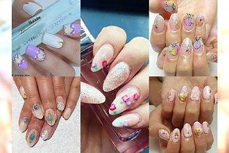 Najpiękniejsze Nail Swag na lato 2016. Zafunduj sobie modny manicure z tymi wzorami!