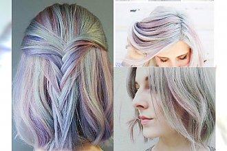 Trendy 2016: Opal Hair podbija Instagram! Zobacz najgorętszą koloryzację na wiosnę/lato 2016