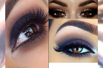 HOT: Wieczorowy makijaż dla posiadaczek brązowych oczu