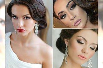 Ślubny makijaż - delikatność i styl idealne dla Panny Młodej