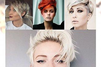 Pixie cut - niesamowicie seksowne fryzury dla kobiet z charakterem