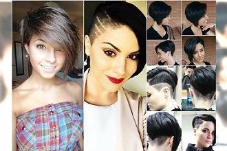 Najlepsze fryzury asymetryczne z Instagrama. Co wybierają użytkowniczki?