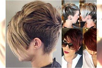 Odmładzające fryzury dla kobiet 40+: z grzywką, asymetryczne, undercut