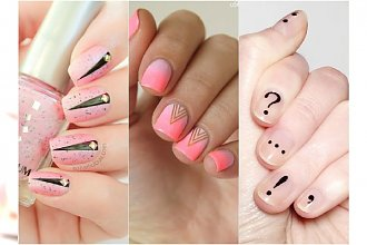 Nowoczesne wzory na paznokcie - tak się teraz robi manicure!