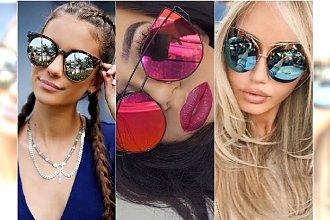 Te okulary przeciwsłoneczne są hitem lata 2016! Zobaczcie najmodniejsze fasony