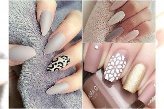Mocny manicure odpada? Wypróbuj te stonowane kolory i delikatne wzorki