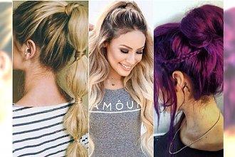 Proste fryzury dla długich włosów, które zrobisz w 5 minut