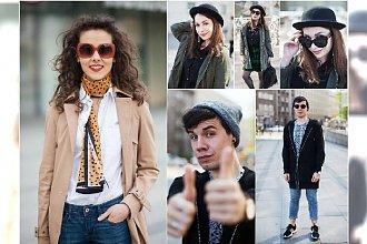 """""""Przyłapani na modzie"""" w kwietniu - najlepsze stylizacje miesiąca"""
