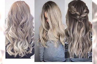 Ashy blonde - super modny blond w odcieniu popiołu