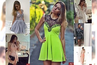 Szukasz sukienki zgodnej z najnowszymi trendami? Sprawdź jakie modele i fasony są teraz HOT!