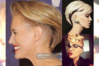 Przegląd fryzjerskich trendów! 20 mega stylowych krótkich fryzurek!
