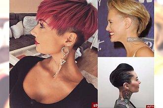 Fryzjerski trend 2016! Krótkie fryzurki w mega nowoczesnej odsłonie!