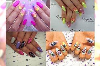 TRENDY LATO 2016 - przegląd najlepszych wzorków manicure!