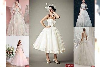 Fantastyczne suknie ślubne dla perfekcyjnej Panny Młodej - GALERIA TRENDÓW!
