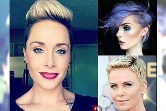 EKSTRA GALERIA krótkich fryzurek 2016 - mega kobiece i uwodzicielskie inspiracje!