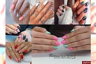 Najbardziej cudne wzorki manicure na ten sezon! Przegląd trendów na lato!