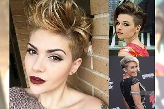 TOP 15 krótkich fryzur - różnorodne inspiracje!
