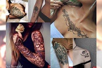 Modne tatuaże, które pokochasz - dziewczęce wzory 2017/2018!